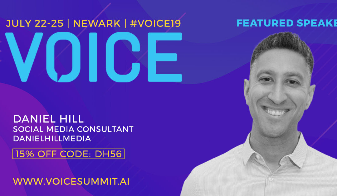 Voice Summit Panel – Microcasting vs. Podcasting – Today!